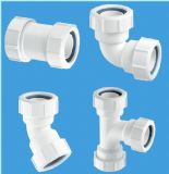 McAlpine 1.1/4 Compression Waste Pipe Fittings